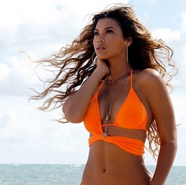 Beyonce Knowles Bikini Bodies Pic 15 of 35