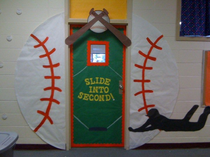 Classroom Birthday Ideas For A Teacher ~ Best baseball classroom images on pinterest