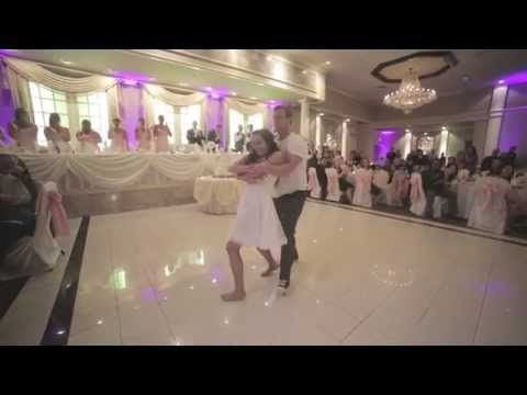 Dad Interrupts Their Wedding Dance, But When He Does THIS, The Crowd Is Shocked! - LittleThings.com - Amazing Videos, Stories and News from around the world. It's the little things in life that matter the most! - LittleThings.com