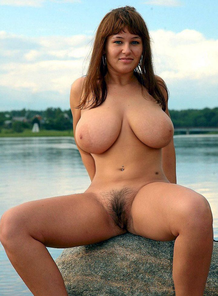 Big breasted hairy women