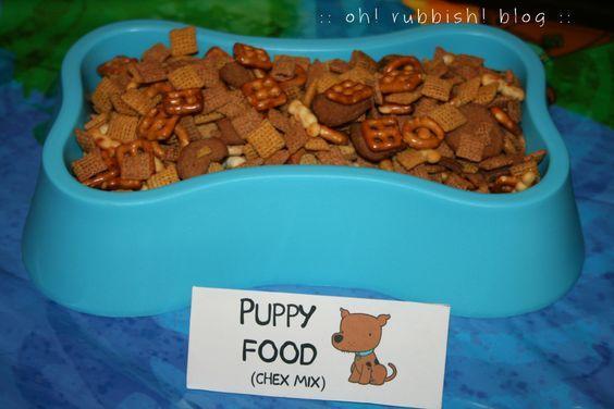 Scooby Doo Party Food Ideas Birthday