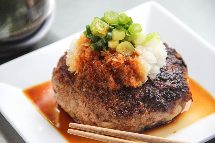 Japanese Hamburger Steak (aka Hamburg or Hambagu) is one of the most popular western style foods in Japan. People of all ages just love the juicy steak made of ground beef (and/or pork) mixed with onion, egg, and bread (or panko.) It's like a gigantic meatball or individually served meatloaf. …