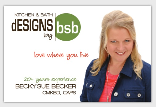 Becky Sue Becker Cmkbd Caps Award Winning Certified Master Kitchen Bath Designer And
