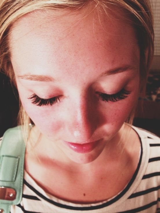 eyelash extension giveaway » The Beauty Mark