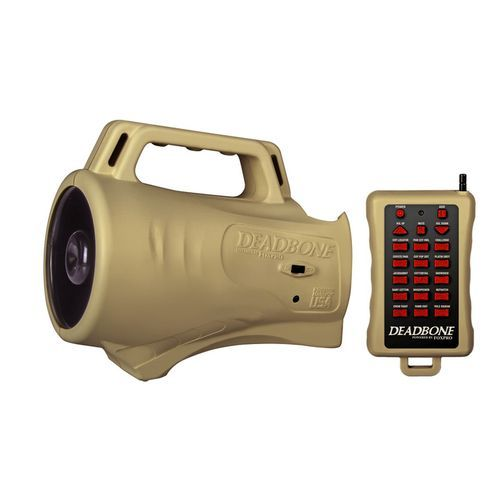 Foxpro® Deadbone DB-1 Electronic Call - Hunting Equipment And Accessories, Game And Duck Calls at Academy Sports