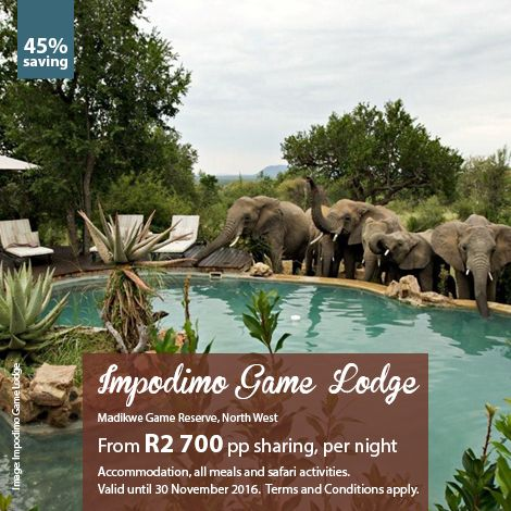 Check out our special of the week. Call us to book your #mtbedsLuxuryTravel getaway 0860 119 119 or email us reservations@mtbeds.co.za