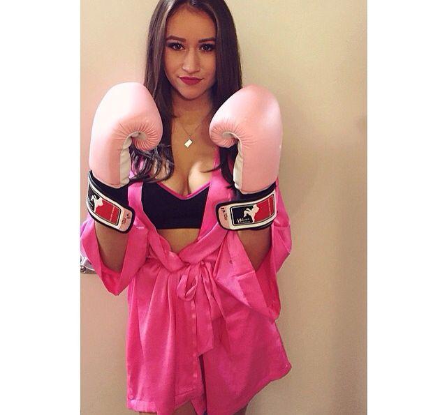 Boxer Halloween costume