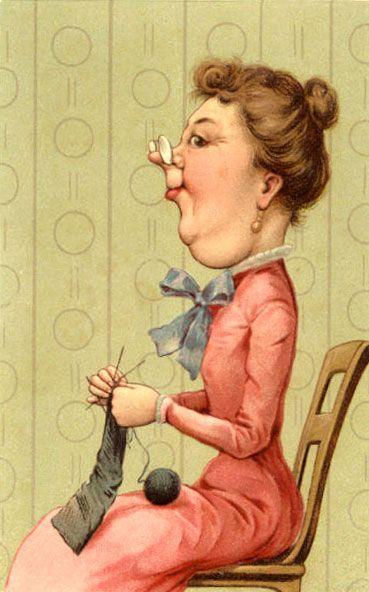 A Good Yarn es una página web dedicada al punto y al ganchillo que, entre otros atractivos, presume de poseer la mayor colección de imágenes de punto 'vintage' de la red. Ignoramos si r…