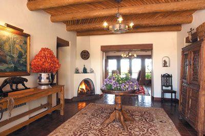 Camino Del Norte Interior Pinterest Home Style And Santa Fe
