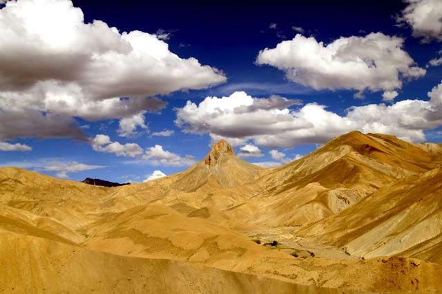 Landscape View on your Leh Ladakh Road Trip