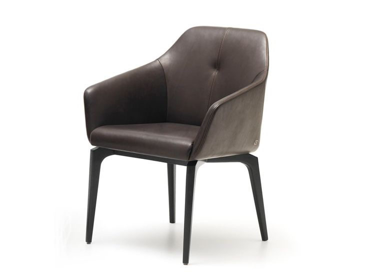 Leather easy chair DS-279 Collection by de Sede | design Christian Werner