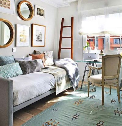Daybed Guest Room Ideas Small Bedrooms