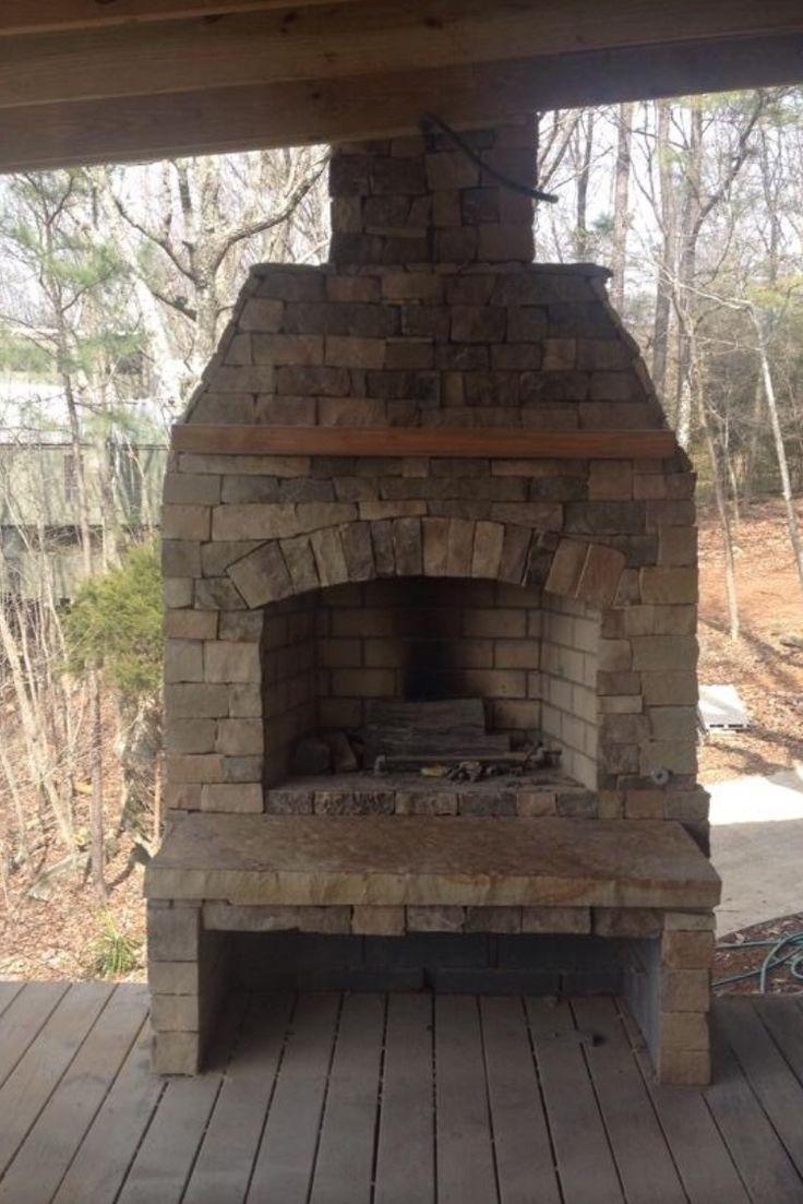 Fireplace stone thin natural veneer by stoneyard - Realrock Thin Stone Veneer Lamb Stone Company Http Houzz Com