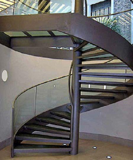 Mejores 36 im genes de espacios interiores en pinterest for Pre built stairs interior