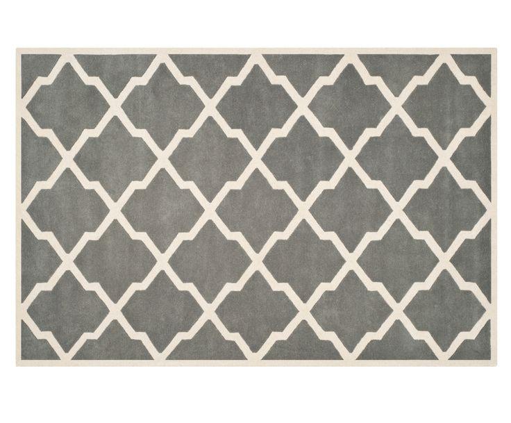 Ein filigranes Muster und eine anmutige Farbe: fertig ist der Traumteppich! Teppich SAFURA bietet tolles Design und höchste Qualität. Ein Teppich, der Ihr Leben bereichert. Zusätzliches Plus: Der Teppich eignet sich auch bei Fußbodenheizung.