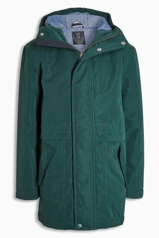 Buy Green Two Pocket Jacket (3-16yrs) from the Next UK online shop