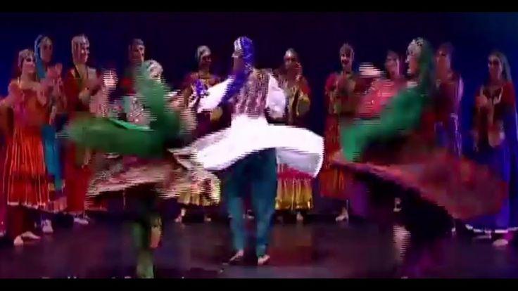 Afghan Dance/Attan - YouTube