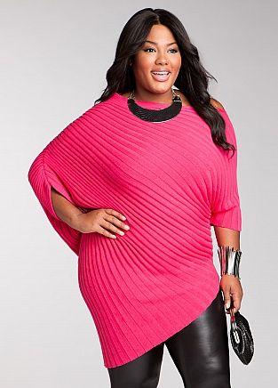 Ashley Stewart #delicatecurves #plussize #plussizefashion ❥ DelicateCurves http://www.kickstarter.com/projects/1708071502/delicate-curves