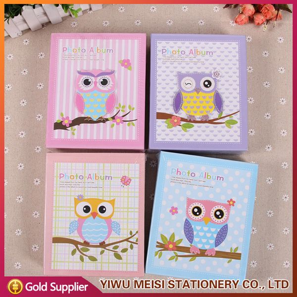 0.9$ Cheap Mini 4x6 40 Pocket Babies Kids Diy Handmade Photo Album, View cheap photo album, MEISI Product Details from Yiwu City Meisi Stationery Commodity Factory on Alibaba.com