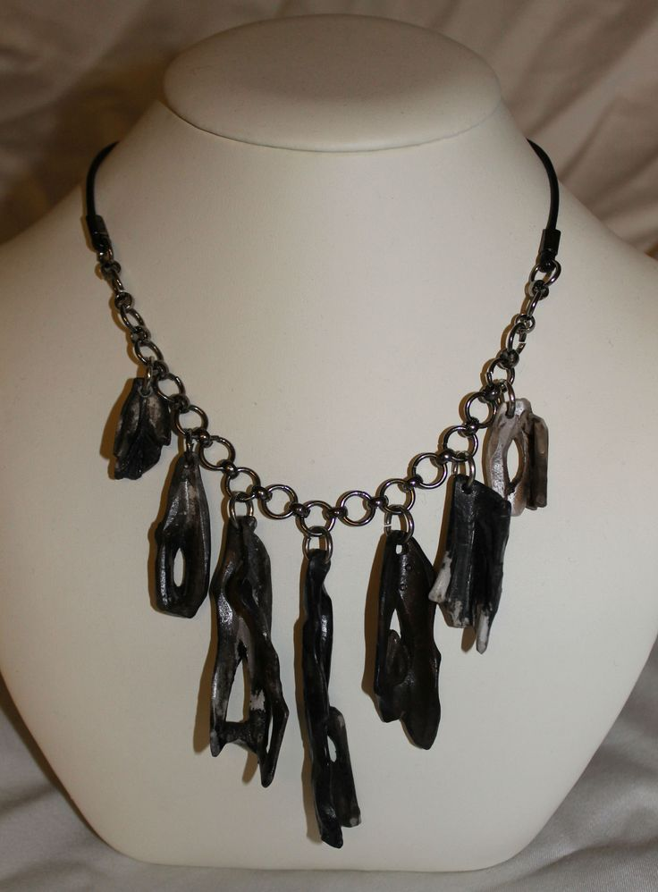 Dripstone - handmade necklace