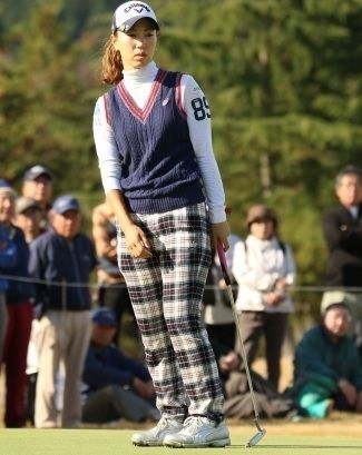 uedai333.jpg - 女子プロゴルファー着用のゴルフウェア - リアルタイム紹介ブログ