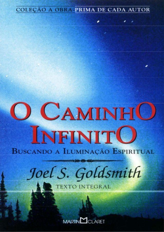 O Caminho Infinito Joel S Goldsmith Livros