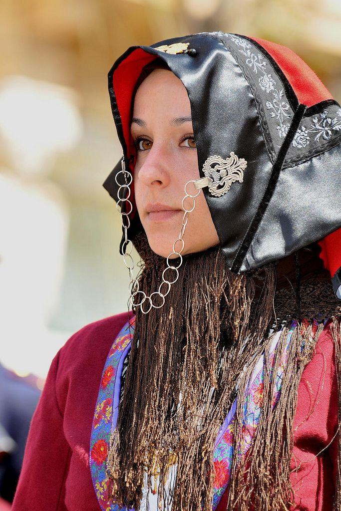 Costume of Lanusèi #Ogliastra