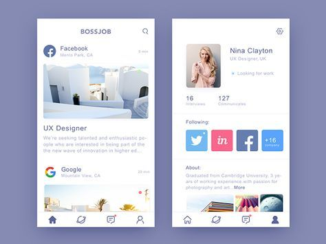 App Interface