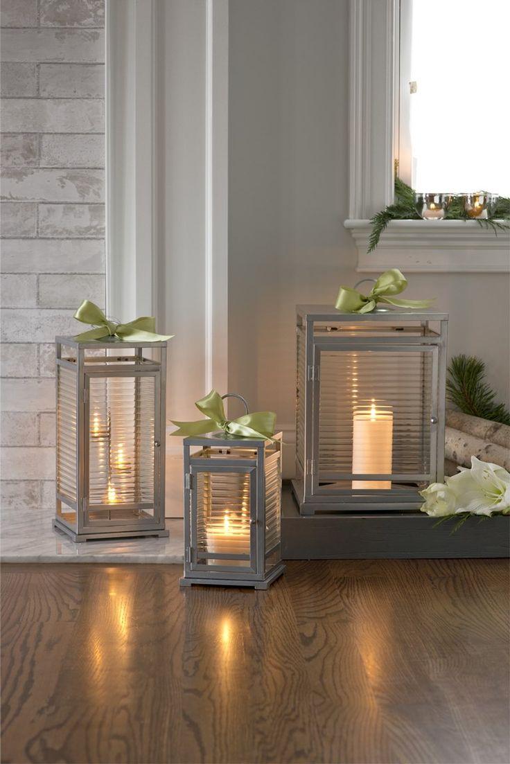 Idealne na zewnątrz i do wnętrz - Latarnie Domowe zacisze #partylite #lantern