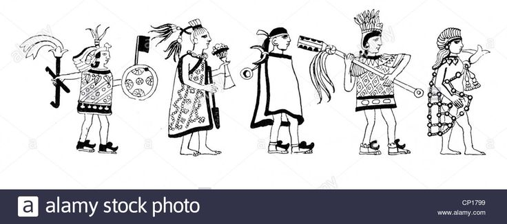 geography / travel, Mexico, people, warrior in cotton armour, Moctezuma II, Indians from Tzapoteca, warrior with slingshot, warr Stock Photo