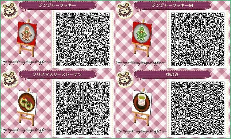 Animal Crossing New Leaf Foods