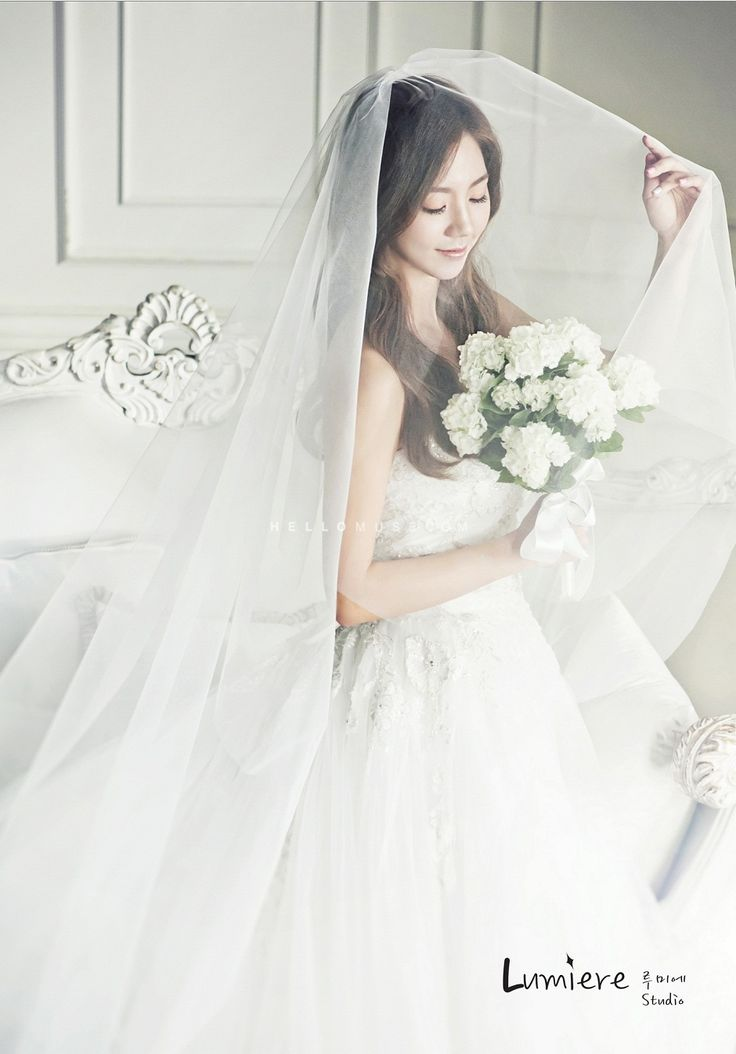 The most popular wedding photo and wedding scene in Korea because of Jun Ju Hyun's wedding in Korea