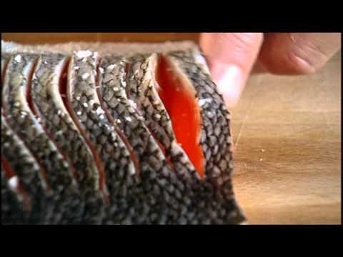 gordon ramsy how to cook salmon