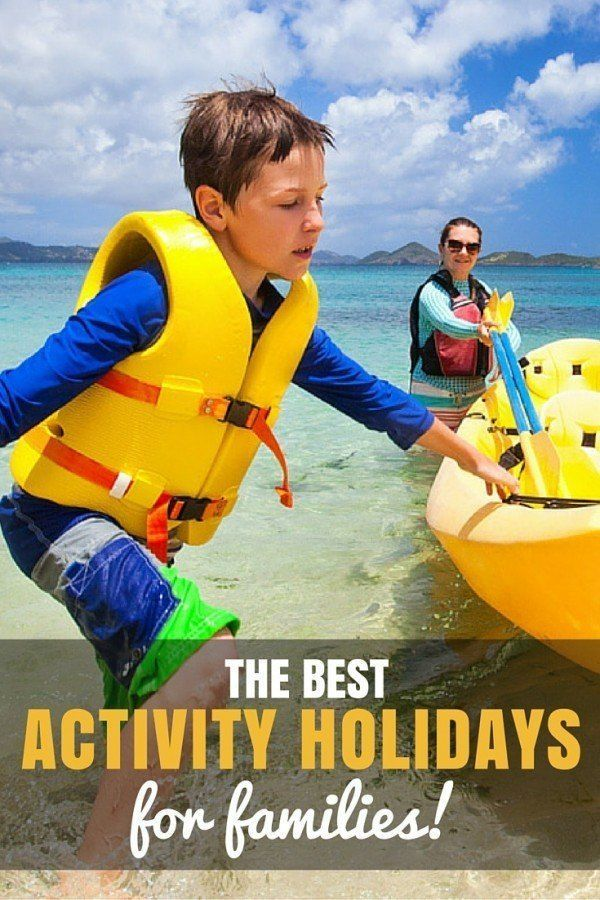 Family Travel: One thing that can be difficult is finding a balance between what you want and what will keep the kids happy. Here is a great active vacation idea that everyone will love.
