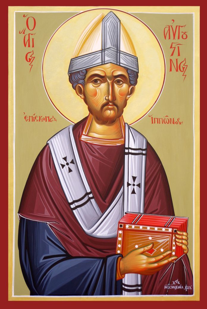 saint augustine of hippo essay St augustine was born november 13, 354, in thagaste, which is part of present day algeria born to a pagan father who converted to christianity on his.