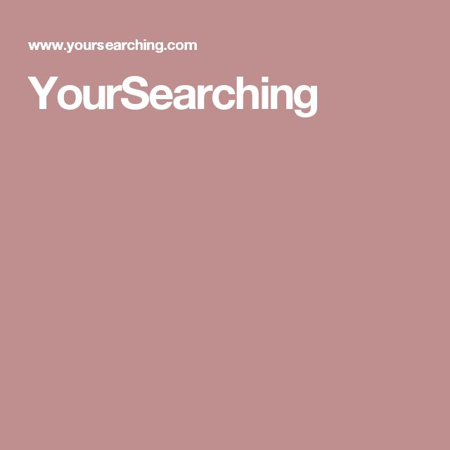 YourSearching