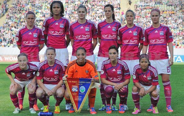 RedGolSocial: los mejores equipos de fútbol profesional femenino...