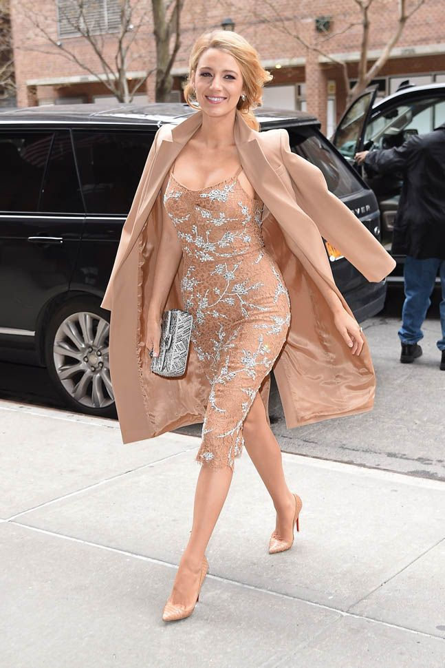 Blake Lively's 13 Best Fashion Moments of 2016 | http://www.hercampus.com/style/blake-livelys-13-best-fashion-moments-2016