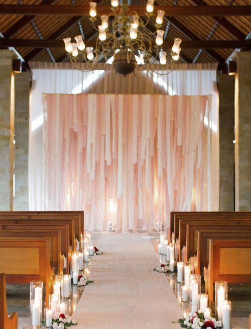 Unique and Chic Weddings : Alternative Altars