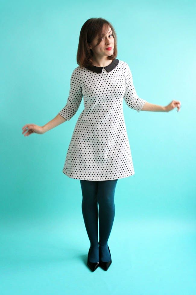 Tilly and the Buttons: Introducing the Francoise sewing pattern!