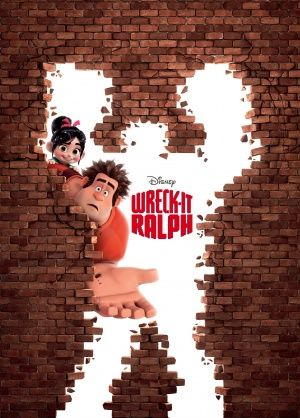 """Wreck-It Ralph So cute :) one of my new favorite """"kid"""" movies"""