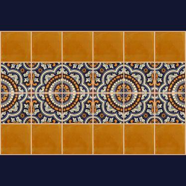 Decorative Tiles Australia New 41 Best Old World Tiles Images On Pinterest  Room Tiles Subway Design Inspiration
