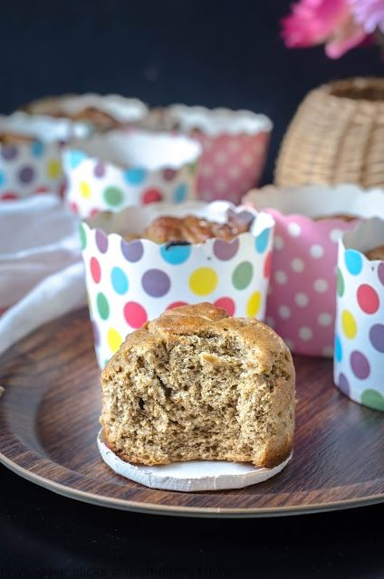 Buckwheat flour Banana Muffins - Vegan, Gluten-freeBuckwheat flour Banana Muffins - Vegan, Gluten-free