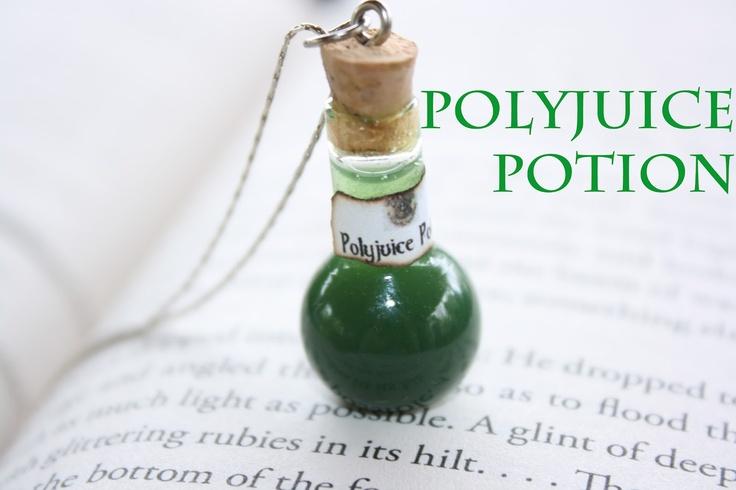 Toni Ellison: Polyjuice : Harry Potter Potion Ep. # 2