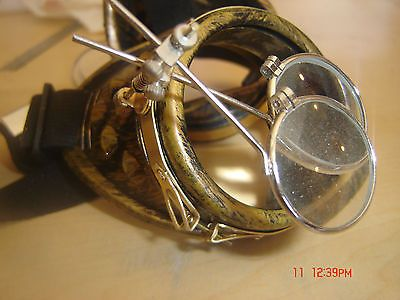 SOLID-BRASS-ACCESSORY-MOUNT-FOR-STEAMPUNK-GOGGLES