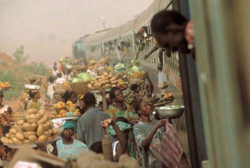 Mali, 1996.  Photo by Abbas