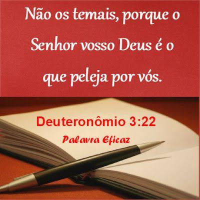 Palavra e Ação : Deuteronômio 3 Comentários: Norman Gulley