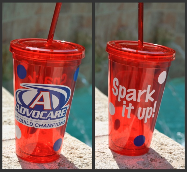 Advocare Tumbler-I WANT THESE!