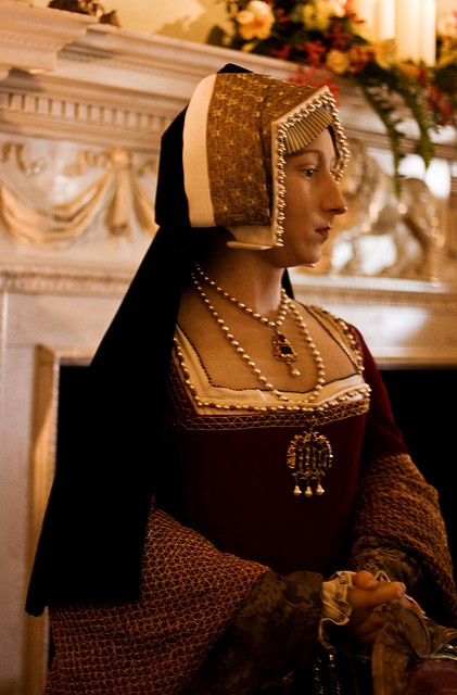 Jane Seymour (c. 1508 – 24 October 1537) was the third wife of Henry VIII.  She was not educated as highly as Henry's previous wives, Catherine of Aragon and Anne Boleyn. She could read and write a little. She died 30 y.o.,less than two weeks after the birth of her son who reigned as Edward VI. She was the only one of Henry's wives to receive a queen's funeral, and was buried beside Henry in St. George's Chapel, Windsor Castle, as she was the only consort to have a male heir to survive…