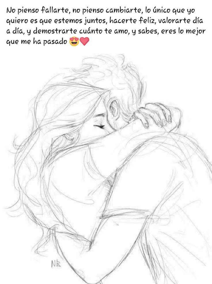 Te amo mi vida te amo el silencio no dura toda la vida y así te voy a amar en s…